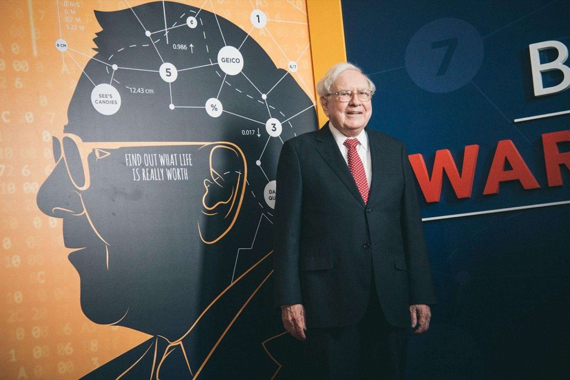 Công ty của Warren Buffett kiếm 40 tỷ USD từ Apple