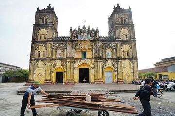 Nhà thờ Bùi Chu được hạ giải