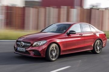 Mercedes C-class sedan dừng sản xuất