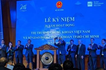 Thủ tướng Nguyễn Xuân Phúc: Thị trường chứng khoán phải có bước phát triển đột phá, sớm nâng hạng