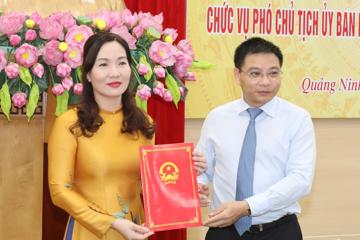 Quảng Ninh, Ninh Thuận và Bà Rịa - Vũng Tàu có nhân sự mới