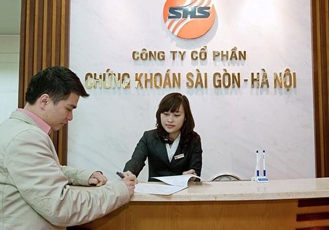 Chứng khoán SHS báo lãi quý II gần 220 tỷ đồng nhờ tự doanh