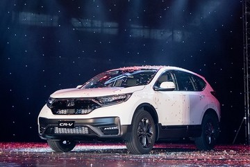 Giá xe Honda CR-V 2020 bản lắp ráp dưới 1,12 tỷ