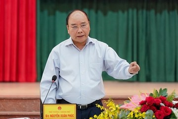Thủ tướng 'chốt' tiến độ bàn giao mặt bằng cho sân bay Long Thành