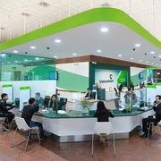 Tăng trích lập, lãi 6 tháng Vietcombank giảm 3%