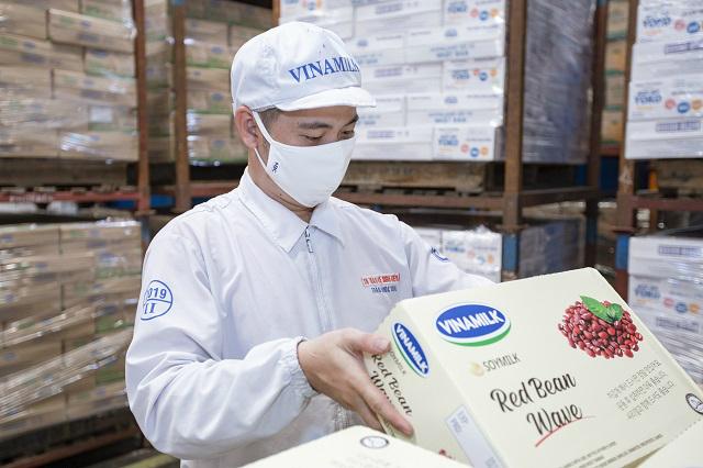 Vinamilk tiếp tục trong top công ty kinh doanh hiệu quả nhất Việt Nam