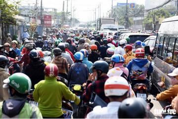 TP HCM đề xuất kéo dài đường Võ Văn Kiệt từ TP HCM về tới Long An