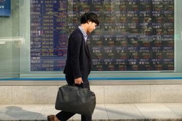 Cổ phiếu Trung Quốc tiếp tục tăng, ngược chiều thị trường châu Á