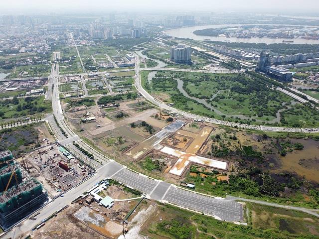 TP HCM kiến nghị gỡ vướng 2 dự án 'đất vàng' và thúc đẩy đầu tư công