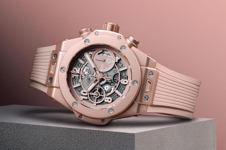 Mẫu đồng hồ Hublot Big Bang mới được thiết kế bởi người thừa kế hãng xe Fiat