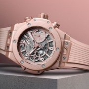 Mẫu đồng hồ Hublot Big Bang mới được thiết kế bởi người thừa kế hãng xe Fiat