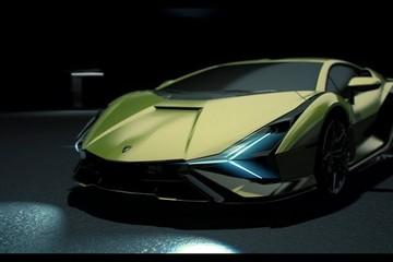 Lamborghini công bố hệ thống tự làm mát trên siêu xe