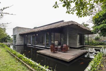 Nhà vườn ở Long An - chốn đi về mỗi cuối tuần cho vị giám đốc sống tại TP HCM