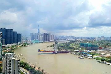 Gia hạn hoàn thành Cầu Thủ Thiêm 2 đến tháng 9/2021