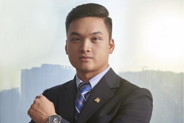 Xây dựng Hòa Bình bổ nhiệm CEO sinh năm 1992