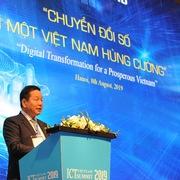 Ông Trương Gia Bình được bầu giữ chức Chủ tịch Ủy ban Thành phố thông minh ASOCIO