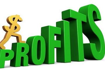Điểm danh doanh nghiệp lãi quý II tăng bằng lần