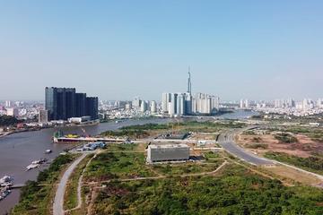 314.000 m2 đất khu đô thị mới Thủ Thiêm được đề xuất đấu giá