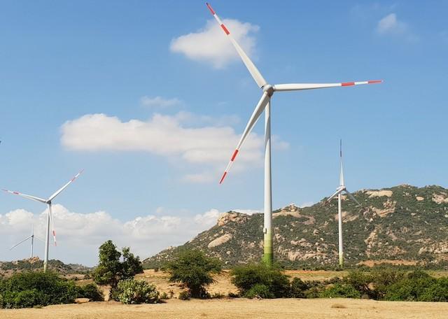 Bộ Công Thương đang đề xuất gia hạn giá điện gió FIT 8,5 cent/kWh đến31/12/2023.
