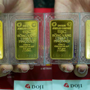 Giá vàng liên tiếp tăng, chạm 54 triệu đồng/lượng
