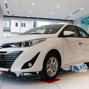 Toyota Vios sắp có phiên bản nâng cấp - dùng đèn LED, đổi kiểu dáng