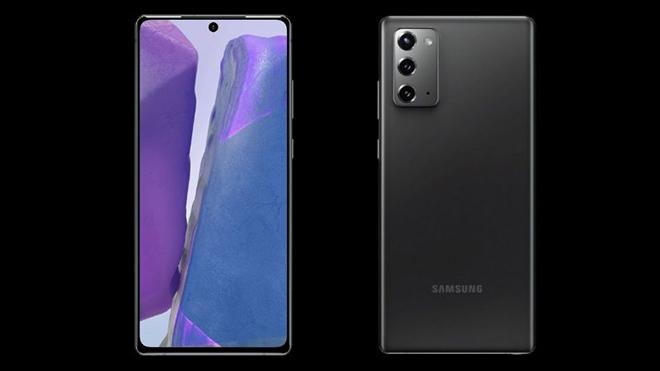 Galaxy Note 20 dự kiến là điện thoại thông minh 5G giá rẻ nhất của Samsung