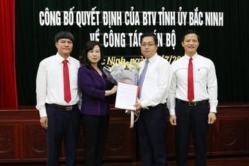 Thành ủy Bắc Ninh có tân Bí thư 36 tuổi