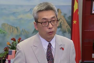 Tổng lãnh sự quán Trung Quốc tại Houston từ chối đóng cửa