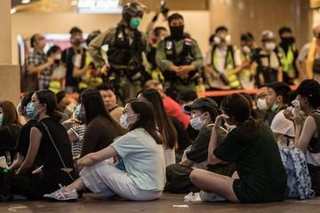 EU nhất trí trừng phạt Trung Quốc luật an ninh Hong Kong