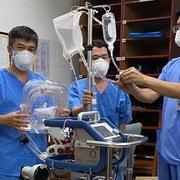 Bệnh nhân mắc Covid-19 ở Đà Nẵng phải can thiệp ECMO