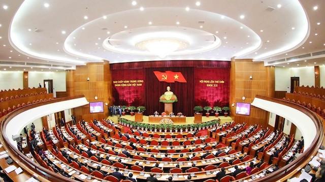 Bộ Chính trị cho ý kiến chuẩn bị nhân sự Đảng bộ trực thuộc Trung ương