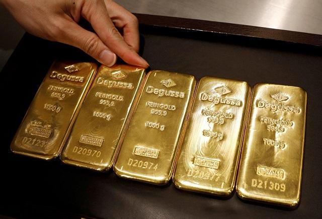 Giá vàng sẵn sàng đạt mốc 2.000 USD/ounce trong tuần tới?