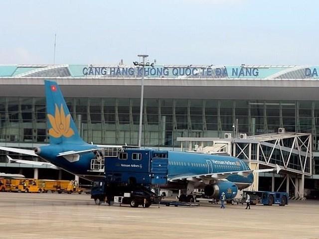 Sân bay Đà Nẵng tạm thời không tiếp nhận chuyến bay quốc tế