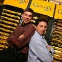 """<p class=""""Normal""""> <strong>Sergey Brin và Larry Page: 6 năm</strong></p> <p class=""""Normal""""> Tài sản: 67,5 tỷ USD (Brin) và 69,3 tỷ USD (Page)</p> <p class=""""Normal""""> Nguồn tài sản: Alphabet (công ty mẹ của Google)</p> <p class=""""Normal""""> Larry Page và Sergey Brin đồng sáng lập Google vào năm 1998 trong khi theo đuổi chương trình Tiến sĩ tại Stanford. Cặp đôi này điều hành công ty mẹ của Google trong nhiều thập kỷ - với Page đảm nhiệm vai trò CEO và Brin làm chủ tịch - trước khi từ chức vào tháng 12 năm 2019. (Ảnh: <em>Kim Kulish/Corbis via Getty Images</em>)</p>"""