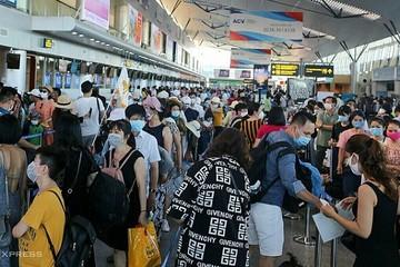 Hàng không cho khách đổi, hoàn vé chặng Đà Nẵng