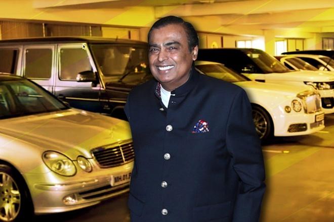 Bộ sưu tập siêu xe của các tỷ phú giàu nhất châu Á