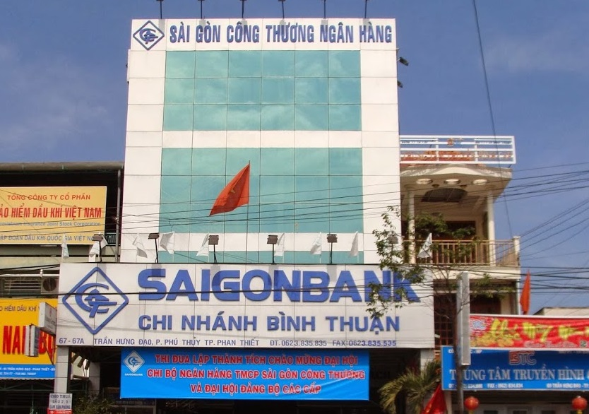 Cổ phiếu Saigonbank sắp lên UPCoM