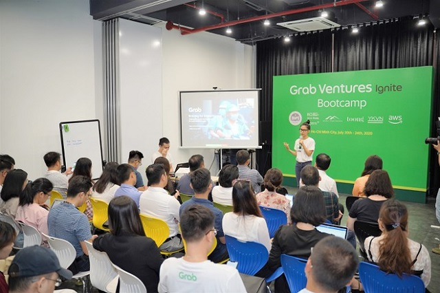 11 startup Việt được chọn vào chương trình tăng tốc khởi nghiệp của Grab
