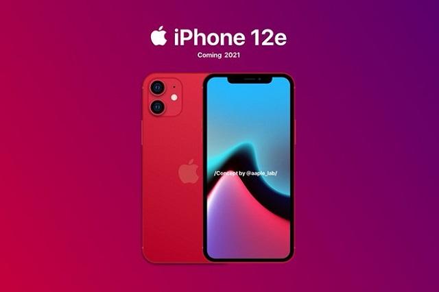 iPhone 12e giá rẻ ra mắt tháng 3 năm sau