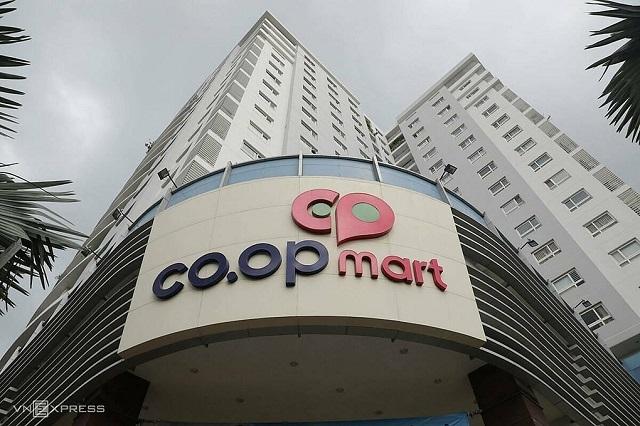 Hệ thống bán lẻ Co.op Mart - nguồn thu nhập chính của Saigon Co.op. Ảnh: Quỳnh Trần.