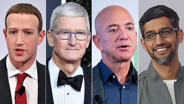 CEO của 4 công ty công nghệ có sức ảnh hưởng nhất tại Mỹ sẽ có mặt tại phiên điều trần. Ảnh: Shutterstock.