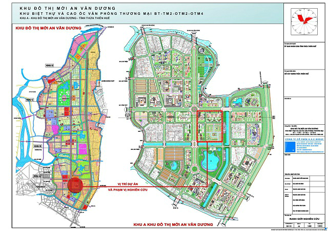 Liên danh DOJI, Bamboo Capital trúng sơ tuyển dự án 4.800 tỷ đồng tại Thừa Thiên Huế