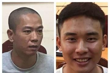 Hung thủ vụ cướp BIDV Ngọc Khánh đã bị bắt
