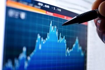 Nhóm ngân hàng thu hẹp đà giảm, VN-Index mất gần 23 điểm