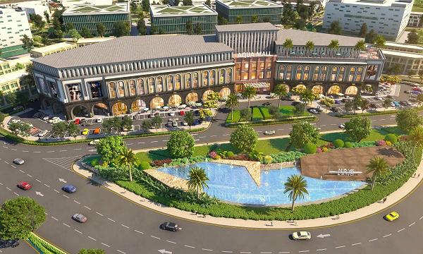 River Park 1 thu hút nhà đầu tư phía Đông TP HCM