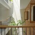 <p> Ngôi nhà được thiết kế theo phong cách tối giản nhưng đáp ứng đủ nhu cầu cần thiết nhất của chủ nhà.</p>