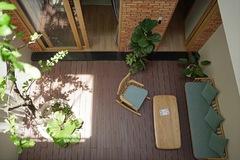 Ngôi nhà Đà Nẵng giản dị và yên bình, giúp bỏ quên mọi âu lo bên ngoài