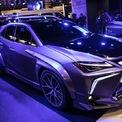"""<p class=""""Normal""""> <strong>9.<span> </span>Lexus</strong></p> <p class=""""Normal""""> Xếp hạng trong Top 100: 77</p> <p class=""""Normal""""> Giá trị thương hiệu năm 2020: 10,3 tỷ USD</p> <p class=""""Normal""""> Tăng/giảm giá trị thương hiệu so với năm 2019: 8%</p> <p class=""""Normal""""> Quốc gia: Nhật Bản (Ảnh: <em>Bloomberg</em>)</p>"""