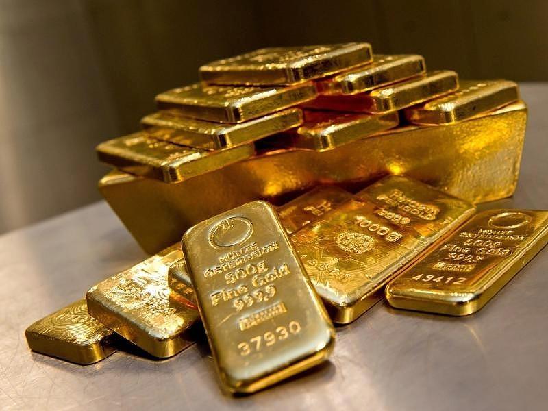 Vàng mất mốc 58 triệu đồng/lượng