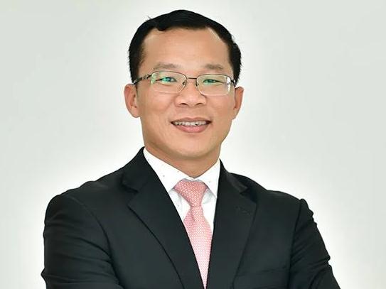 Ông Hoàng Minh Hoàn - Quyền Tổng giám đốc SCB.